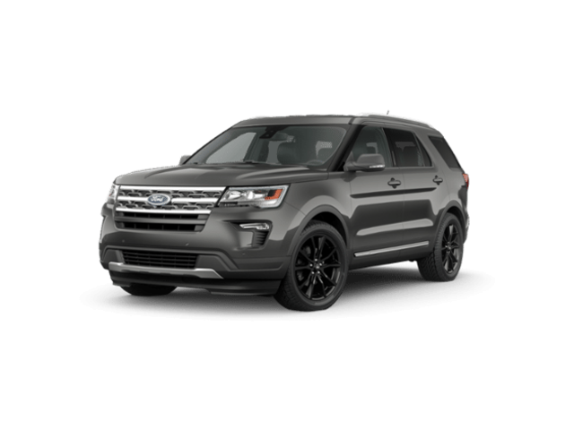 2019 Ford Explorer XLT AWD SUV